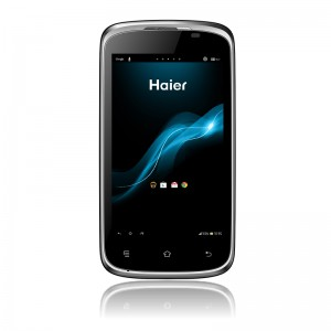 Telefon mobil Haier W716 Anthracite