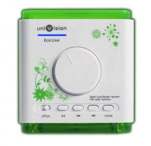 Radio FM portabil M20USB Eco Live